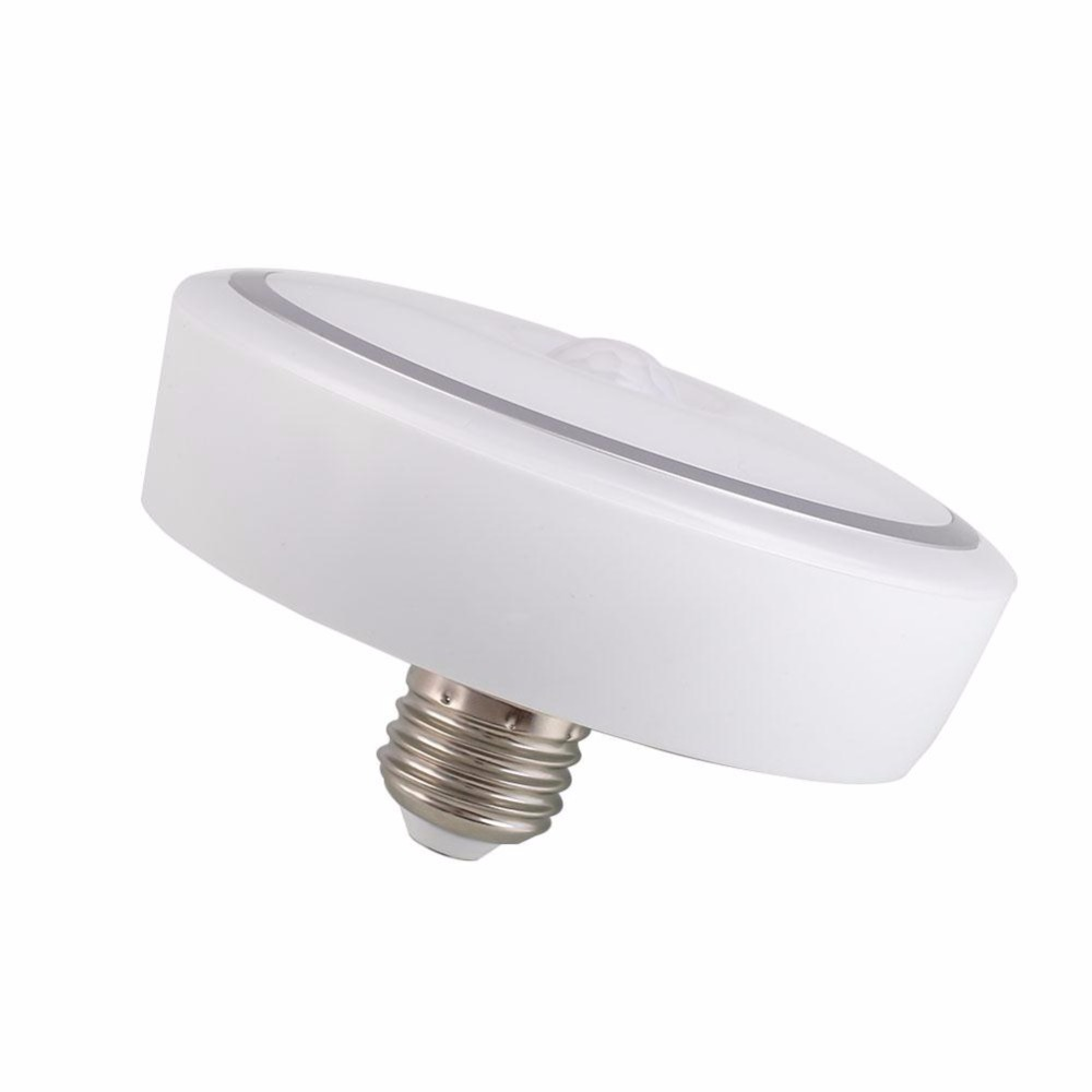 12W Auto PIR Motion Activated Sensor LED Bulb Light E26/E27/B22 litake led bulb lamp energy saving motion activated light bulb e27 9w pir infrared motion sensor light pir stairs night light