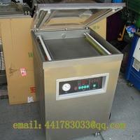 Barato DZ-600/2 máquina de envasado al vacío Esingle de cámara máquina de envasado al vacío de alimentos vegetales máquina de envasado al vacío