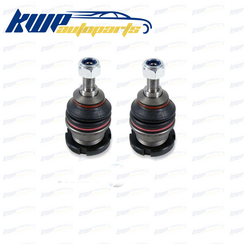 Front Lower Ball Joint Set of 2 For Mercedes W163 ML320 ML350 ML430 ML500 #1633300135 moog k9153 lower ball joint