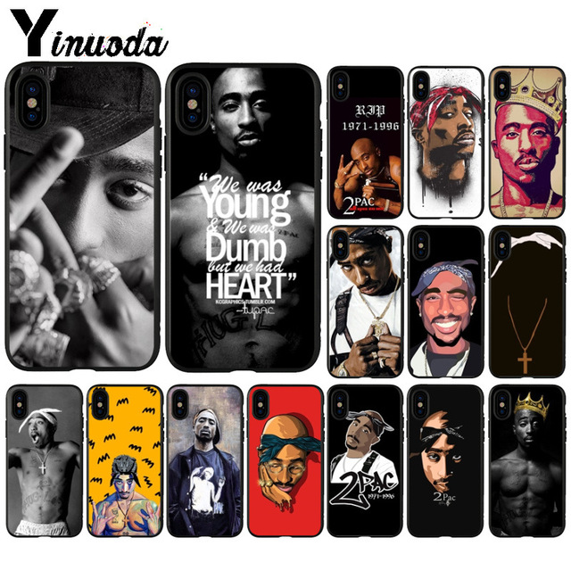 coque tupac iphone 8