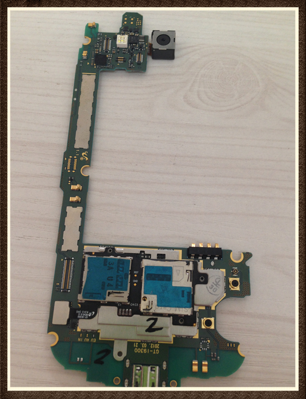 Board Choose Language ~Unlock Good quality Original 16GB Motherboard With cabl For  s3 i9300 free shipping original ni pxi 5114 250 ms s selling with good quality