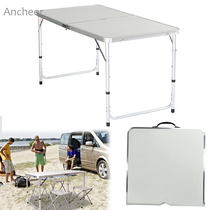 Outdoor Fishing Tables Folding Portable Table Plastic Picnic Party Dining Camp Table For Fishing aurora мягкая игрушка сова 12см юху и друзья aurora