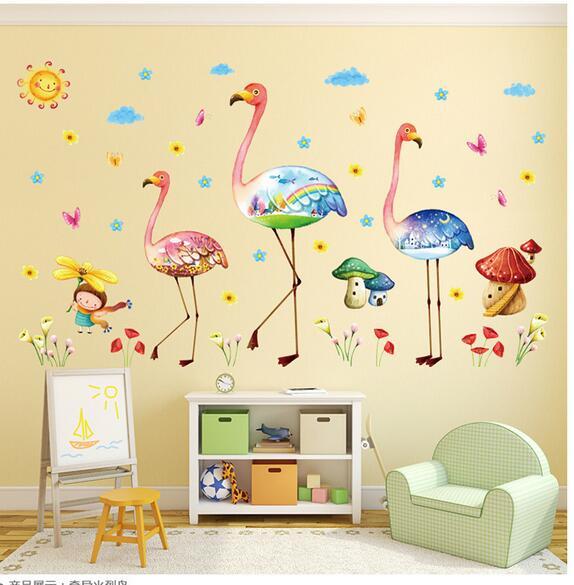 VERWIJDERBARE STICKERS kinderen sofa slaapkamer decoratie stickers ...