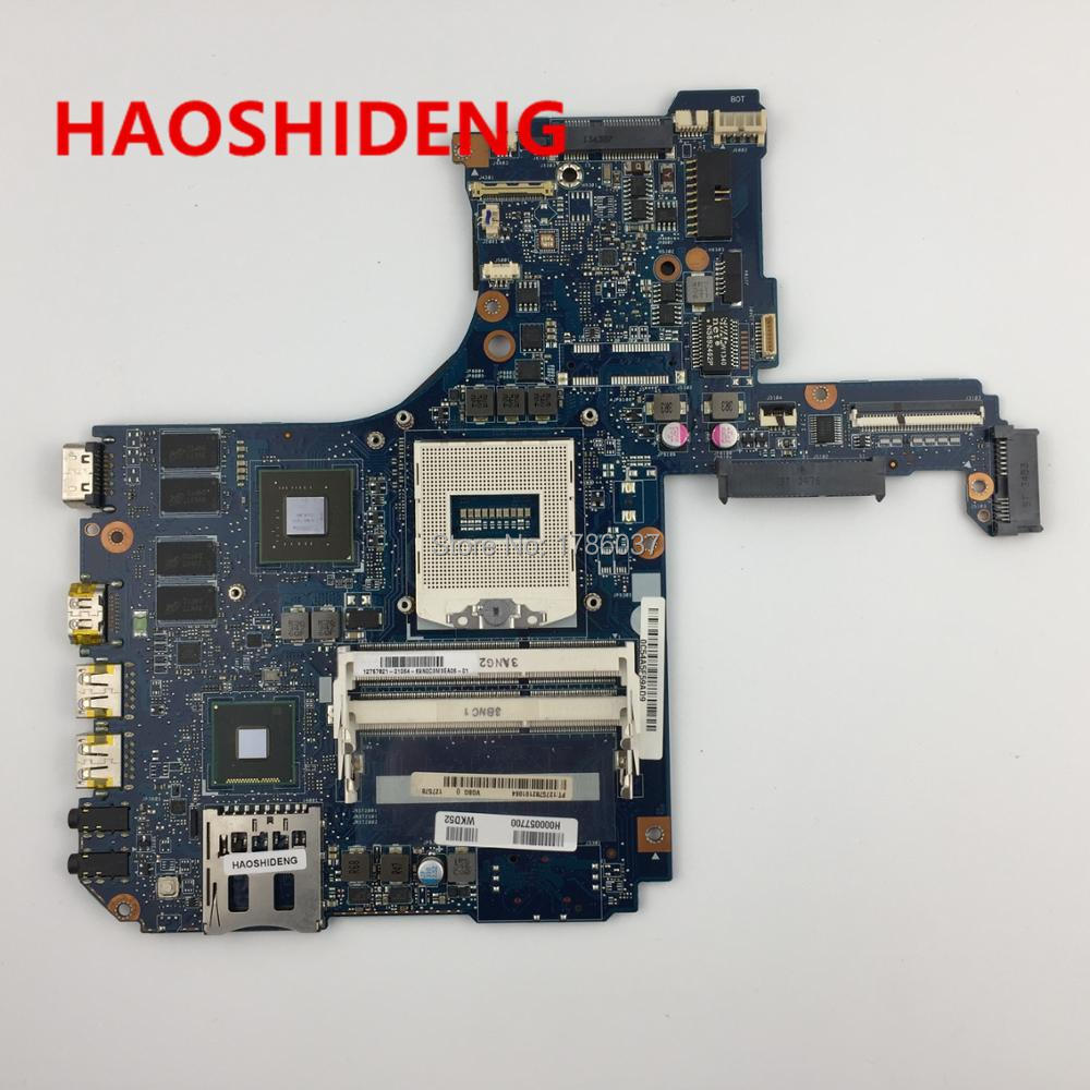 H000057700 for Toshiba Satellite P50 P55 P50-A P50T-A series motherboard PGA 947 ,All functions fully Tested !