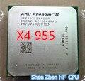 AMD Phenom II X4 955 3.2Ghz L3=6MB Quad-Core Processor Socket AM3/938-pin (working 100% Free Shipping)