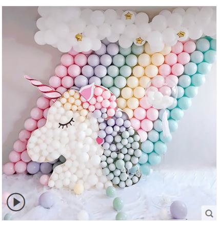 Party decoration balloon colorful wedding birthday party