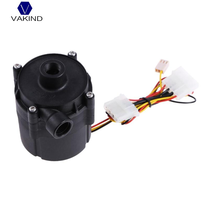 VAKIND DC 12V 18W SC1000 Computer Water Cooling Pump Part For PC Water Cooling System With Speed Controller High Quality