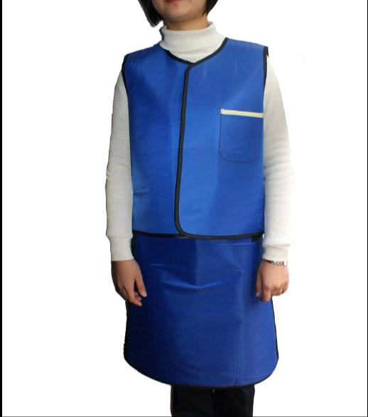 NEW X Ray Protective jacket and skirt Protective skirt split type 2 sides protective suit 0
