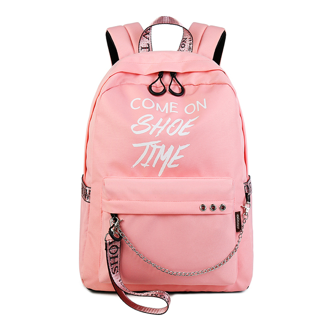 Waterproof Cute Backpack for School Girls