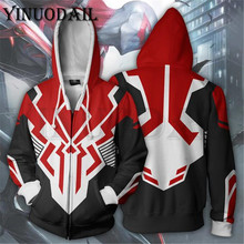 Spiderman Winter Men Marvel Comics Hoodie Sweatshirts Women Autumn Funny Print Hoodies 3d Harajuku