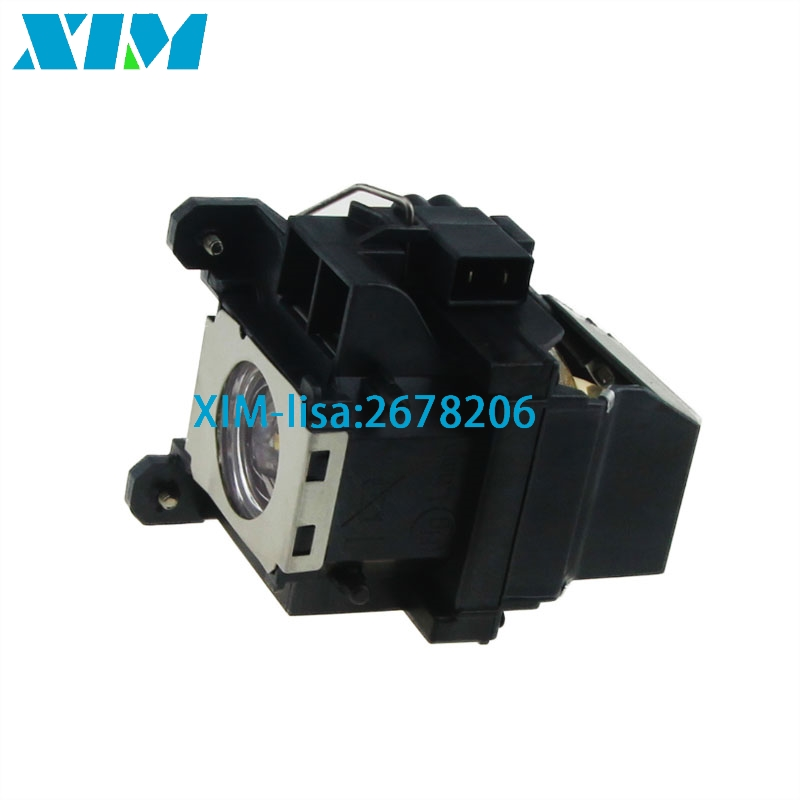 Replacement projector lamp ELPLP48/V13H010L48 for Epson EB 1700/EB 1720/EB 1723/EB 1725/ ...