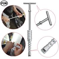 PDR Tools Paintless Dent Repair Dent Puller Kit removal Slide Hammer Removal Auto Body Kit Hand Tools for Over 10cm Car Dent