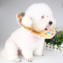 Cotton Cat Dog Elizabeth Circle protective pet collar for neck Pet Wound Healing healthy supply
