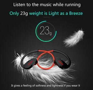 Image 4 - Originale Dacom Atleta Auricolare Bluetooth G05 Cuffie Senza Fili Sport Corsa E Jogging Auricolare Stereo con Bluetooth V4.1 Microfono