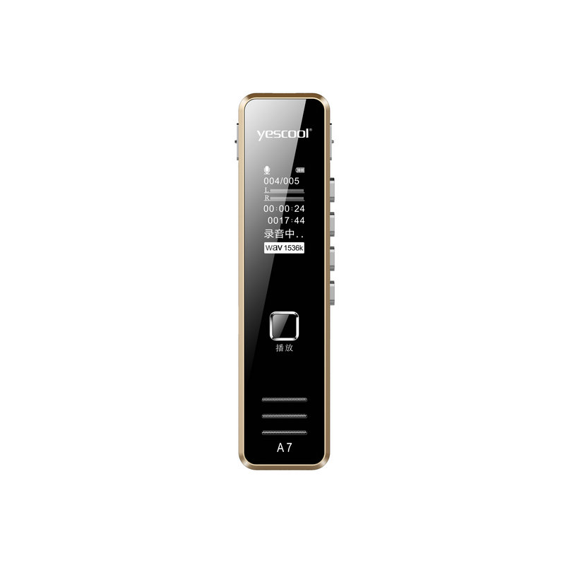 Yescool A7 32 GB Մետաղական մինի ապակե - Դյուրակիր աուդիո և վիդեո - Լուսանկար 1