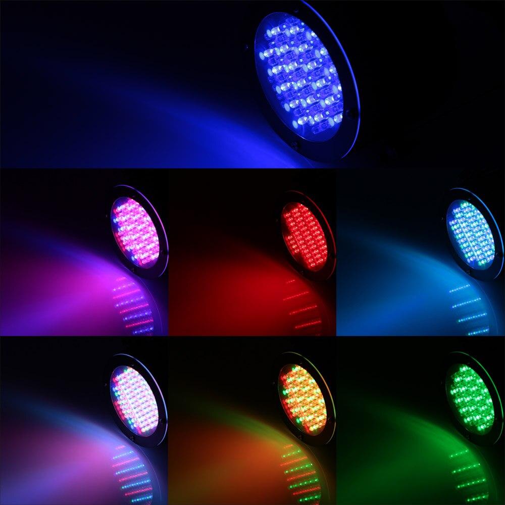 The new 86 Par strobe LED Spot Light rain background staining light stage lighting KTV Laser Light