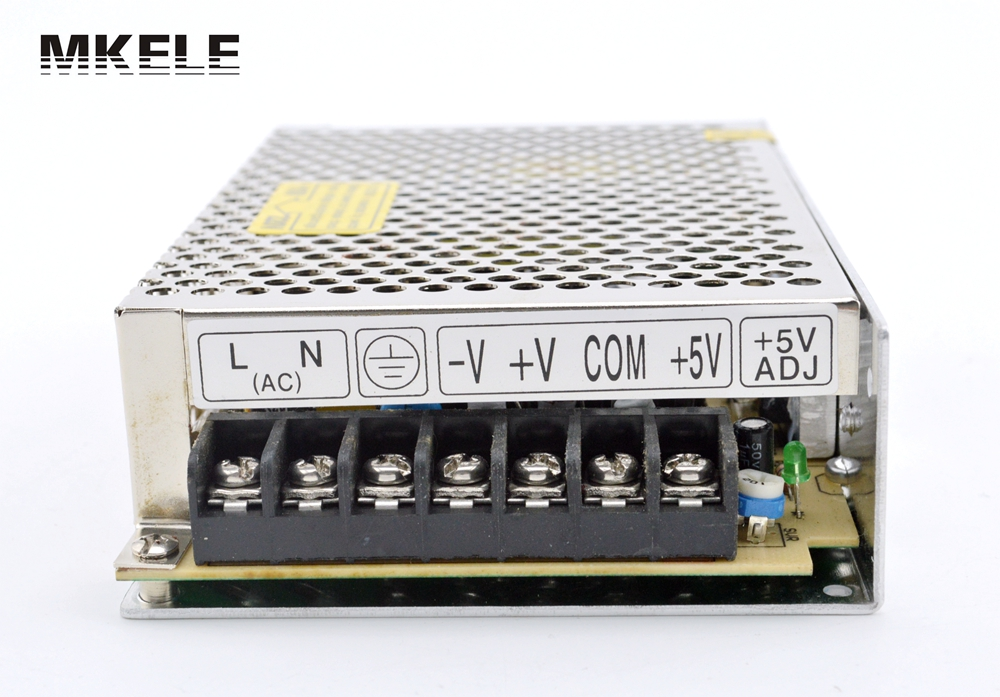 high quality Triple Output switching power supply 60W 5V 5A 15V 2A -15V 0.5A ac to dc power supply T-60C