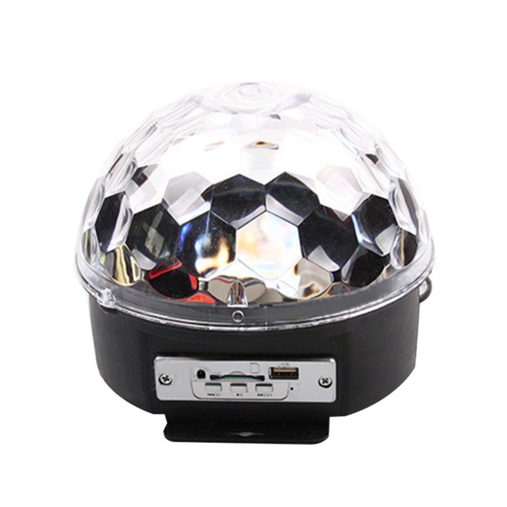 RGB LED Par Moving Head Stage Light Voice Disco Control DMX IR Remote Digital Crystal Magic Ball DJ DMX Laser Controller Project