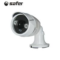 SAFER IP Camera POE 1 3MP Hd Bullet Outdoor Security Waterproof Night Vision Wireless Camera IR