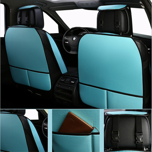 Nueva funda de algodón y lino para asiento de coche Universal para Honda fit Civic 2006-2011 accord CRV Odyssey XRV jazz de la ciudad de crosstour