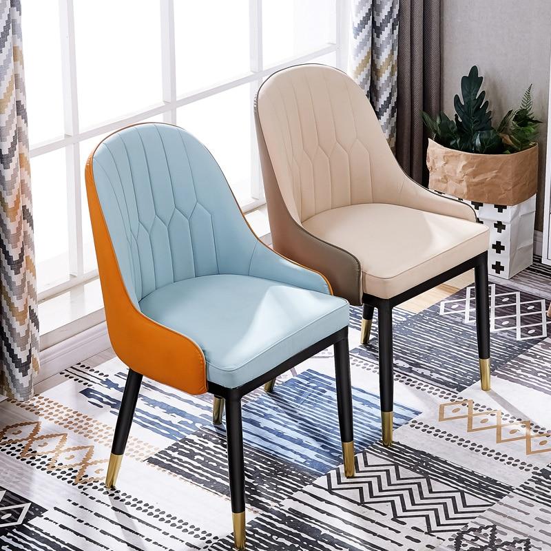 Good Quality Villa Dining Chair Fashion Hotel Reception