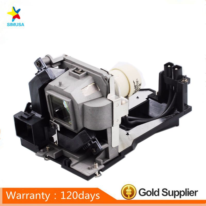 Projector Lamp Bulb NP27LP with Housing for M282X M282XS NP-M282XS replacement bare lamp np27lp for np m282x np m282x projector