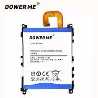 DOWER ME New 3000mAh LIS1525ERPC Li Ion Battery For Sony Xperia Z1 L39h C6902 C6903 C6906