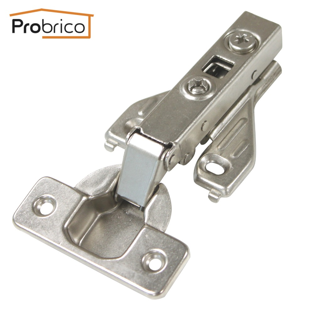 Charmant Probrico 20 Pair Soft Close Kitchen Face Frame Cabinet Hinge Iron CHRH04HA  Furniture Full Overlay Concealed Cupboard Door Hinge In Cabinet Hinges From  Home ...