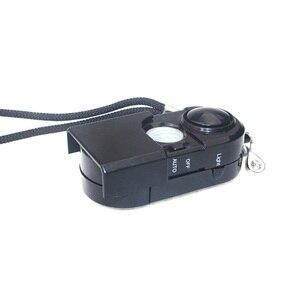 Image 4 - Kamp seyahat taşınabilir Mini PIR kızılötesi hareket sensör dedektörü Alarm 120dB kablosuz ev güvenlik anti hırsızlık Dropshipping