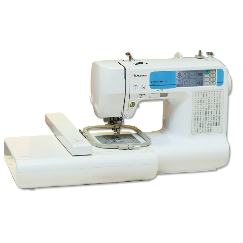 ES960N Domestic Household Small Electric Sewing And Embroidery Machine Kit Mini Portable Factory ...