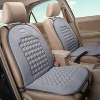 Neue autositz vier jahreszeiten matte massage sitzkissen allgemeinen sitz schwamm pad Auto Van Lkw zug Auto styling sitz abdeckungen