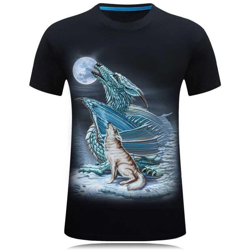 SWENEARO marka 2018 yeni t shirt adam pamuk Kısa kollu moda Güller - Erkek Giyim - Fotoğraf 5