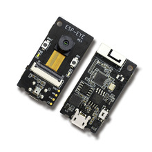 ESP-EYE 2 megapixel camera ESP32 4MByte Flash 8MByte PSRAM for face recognition supports WIFI image transmission