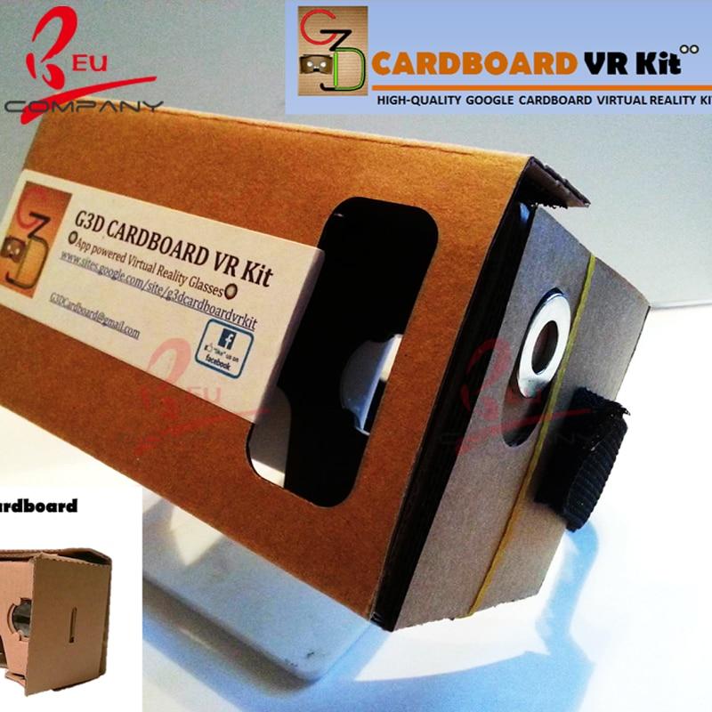 2X Cardboard Virtual Reality VR BiConvex Lenses Only 25mm x 45mm new GFD
