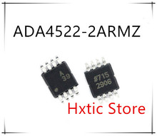 NEW 10PCS/LOT ADA4522-2ARMZ ADA4522-2ARM ADA4522-2 ADA4522 MARKING A39 MSOP-8 IC