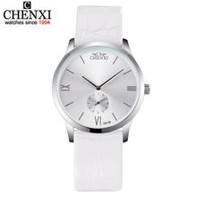 Couple Lady&males Informal Watches Trend Leather-based Strap Lover's Gown Quartz Watches Relogios Femininos