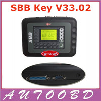 Professional Sbb V33 02 Key Programmer SBB Auto Key Programmer With Multi Languages With HK Post
