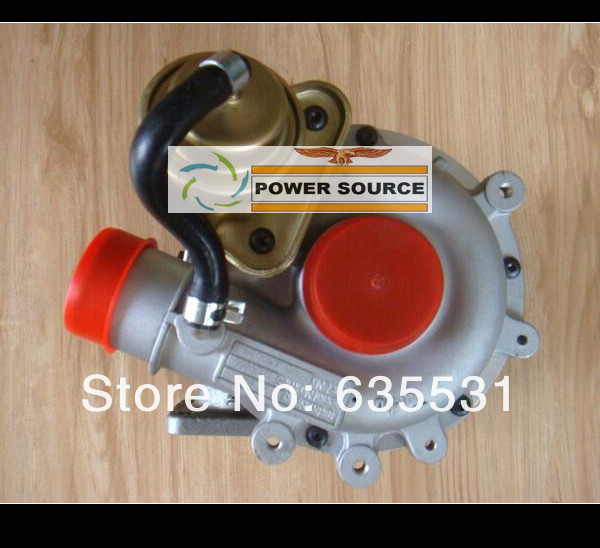 Free Ship RHF5 VJ26 VJ33 WL84 VA430089 Turbocharger For FORD Ranger HS Double Cab For Mazda Bravo B2500 MPV WL-T J97A J82Y 2.5L