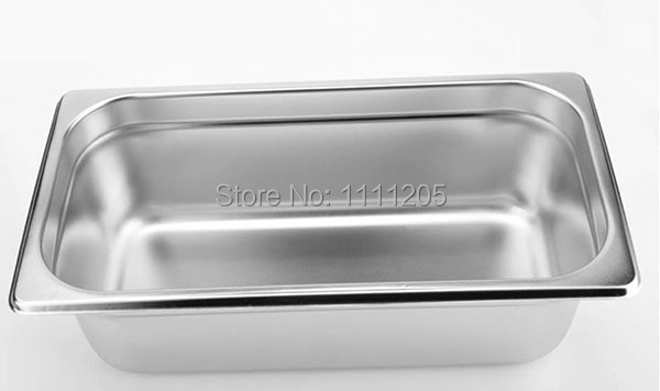 Groovy Us 28 0 Stainless Steel Bain Marie 3L 6L Food Pan Buffet Warmer Inserts Icecream Tray Soup Stock Pot Tureens Basin Storage Box Bin Lid In Soup Interior Design Ideas Clesiryabchikinfo