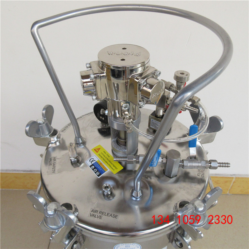 Prona automatinis maišytuvo dažų slėginis bakas RT-10AS, RT-20AS, - Elektriniai įrankiai - Nuotrauka 3