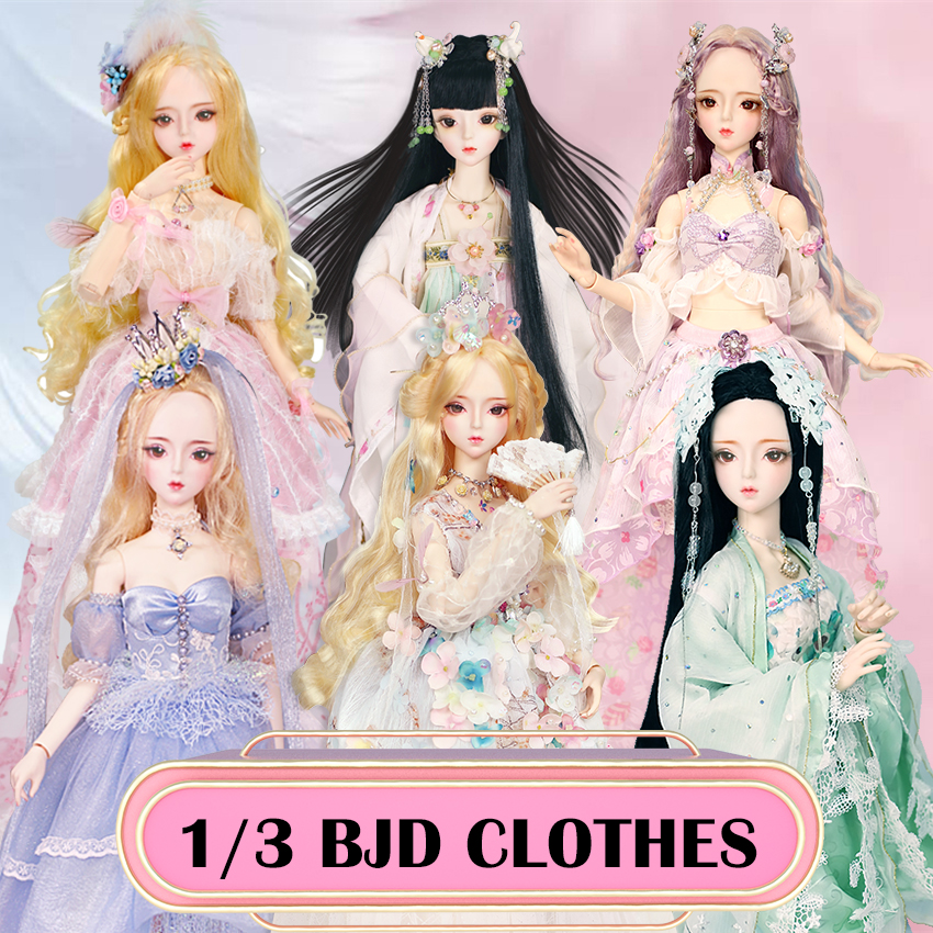 Outfits for 1 3 BJD Blyth doll just the clothes girls ICY SD