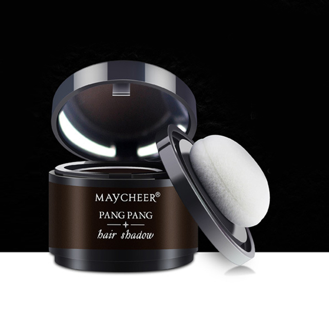 2019 Hot Hair Shadow Powder Hairline Modified Repair Hair Shadow Powder Makeup Hair Concealer Natural Coverage TSLM1