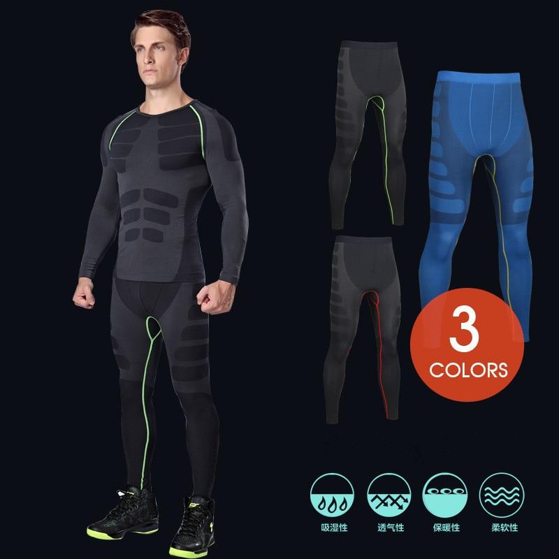 2017 transpirable pantalones para hombre pantalones de jogging ejercicio medias