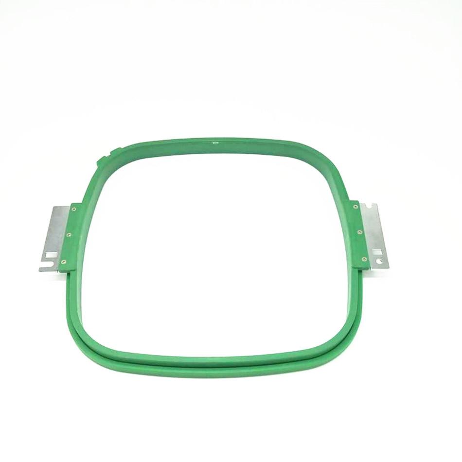Tajima Green Embroidery Hoop 30*30cm Total length 35.5cm Tubular Frame For Embroidery Machine
