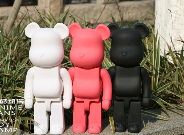 New Arrival BE@RBRICK bear BEARBRICK PVC Action Figure Toy 52cm Vinyl Art Figure as a gift for boyfriends