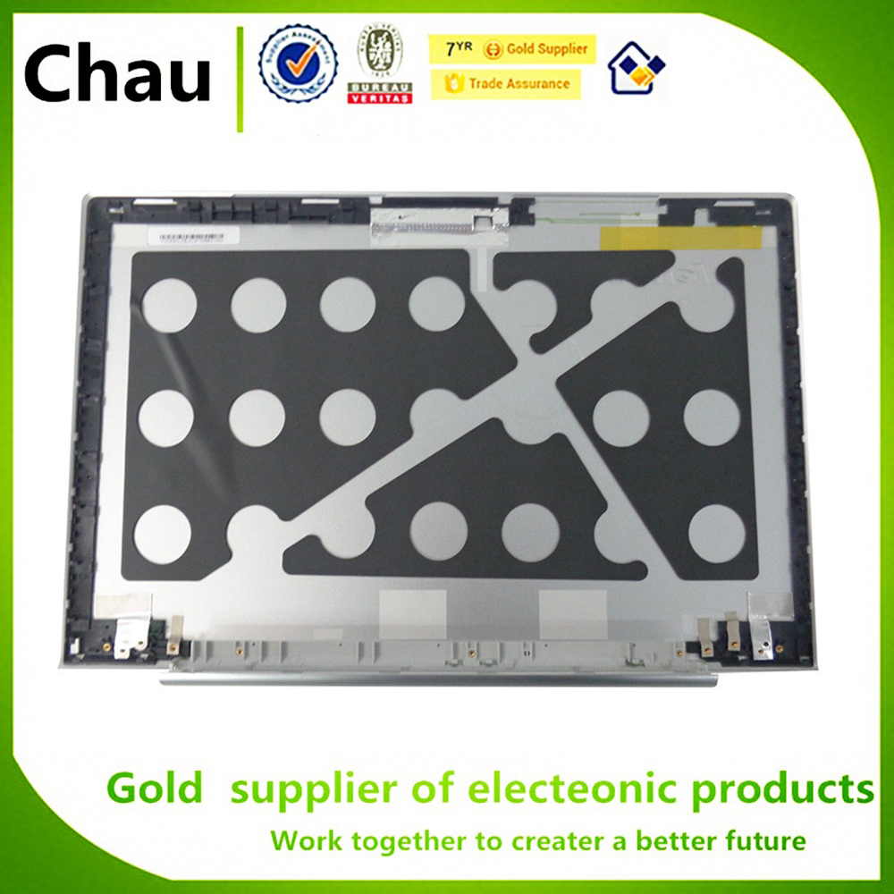 New For Lenovo Ideapad U530 Touch U530T LCD Back Cover 90204054 3CLZBLCLV10 - Touchscreen Version