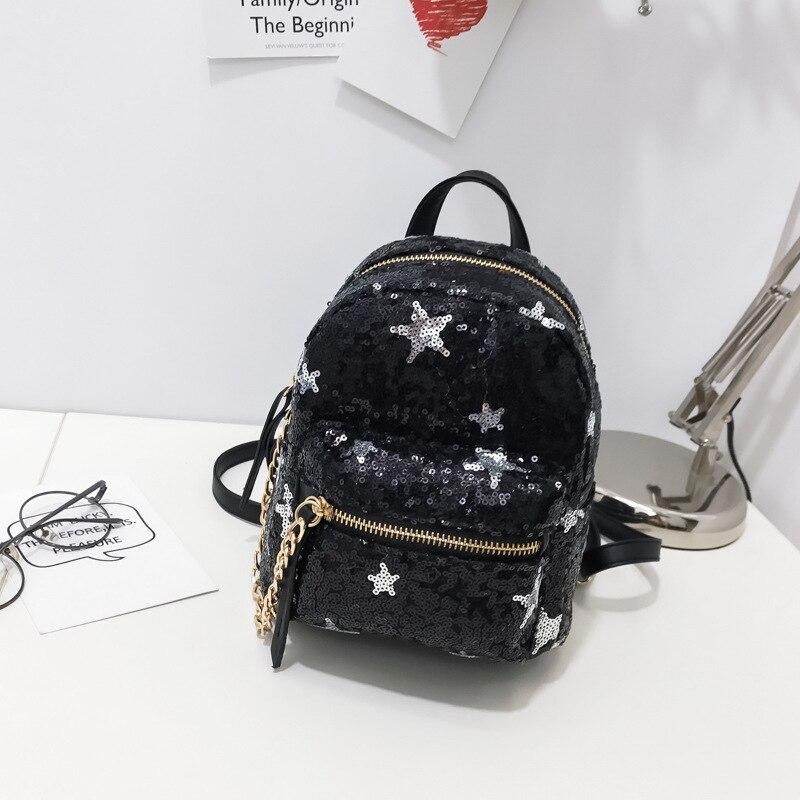 verão última tendência bebê lantejoulas Luggage Trends : Backpack