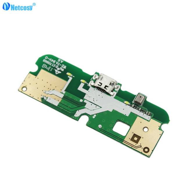 US $6 85 20% OFF|Netcosy USB Charging Dock Connector Flex Cable Ribbon  replacement parts For Alcatel One Touch Idol Mini 6012-in Mobile Phone Flex