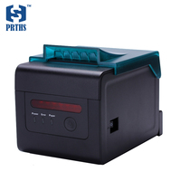 Anti Oil 3 Inch Bluetooth Thermal Printer High Speed 300mm S Android Sdk For Kitchen Printing
