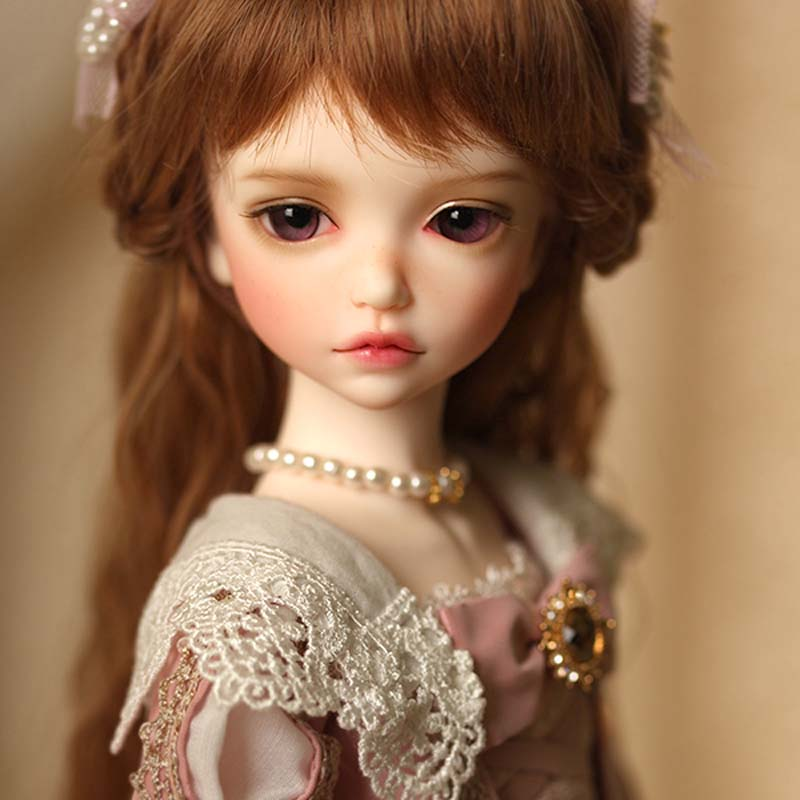 New Arrival 1/6 BJD Doll BJD/SD Fashion Cute Lonnie Resin Doll For Baby Girl Gift Present Free Shipping